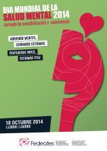 Día Mundial de la Salud Mental 2014
